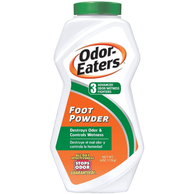 Odor-Eaters Foot Powder, 6 ounce