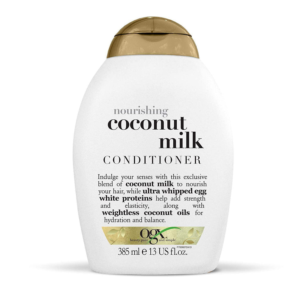 OGX Nourishing + Coconut Milk Conditioner, 13 Oz.