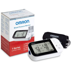 Omron 7 Series Wireless Upper Arm Blood Pressure Monitor, 1 Count