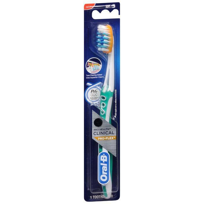 Oral-B Pro-Health Advanced Toothbrush, Soft - 1 Count