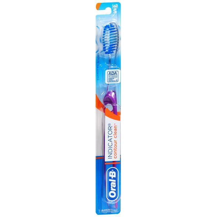 Oral-B Indicator Soft Toothbrush - 1 count