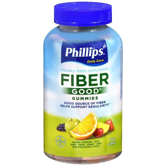 PHILLIPS FIBER GUMMIES - 90 Count