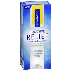 Preparation H Soothing Relief Anti-Itch Cream, 1 Tube - 0.9 oz