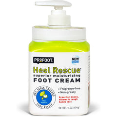 Profoot Heel Rescue Foot Cream, 16 Ounce