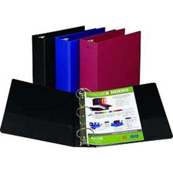 "Samsill Value 3"" Ring View Binders, 1 Count"