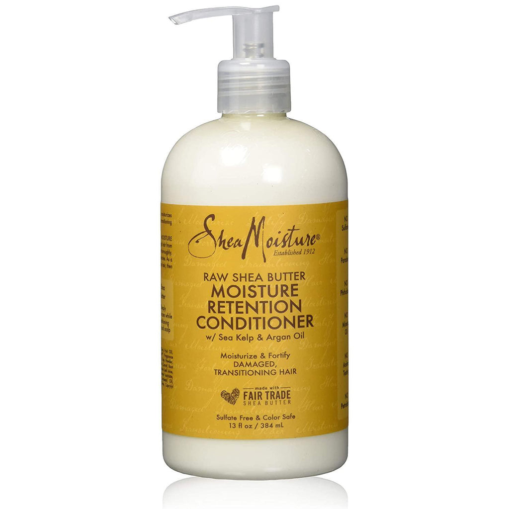 SheaMoisture Raw Shea Butter Restorative Hair Conditioner, 13 Oz