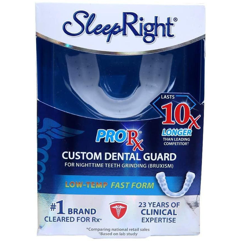 SleepRight ProRx Custom Fit Dental Guard