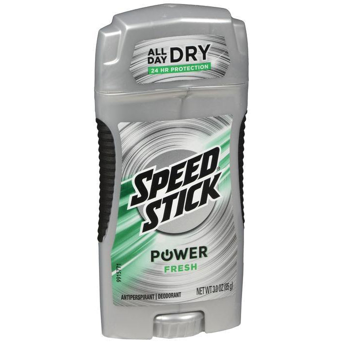 Speed Stick Antiperspirant/Deodorant, Fresh Scent - 3 Ounce