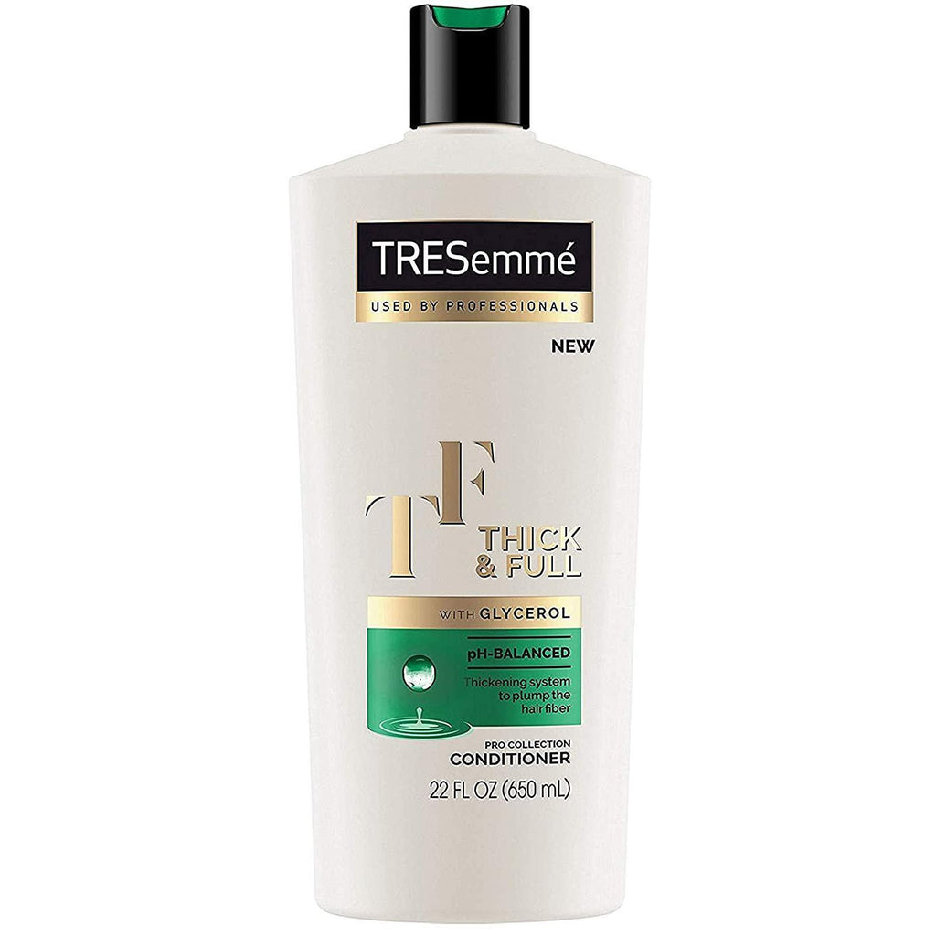 TRESemmé Pro Collection Thick & Full Conditioner, 22 oz