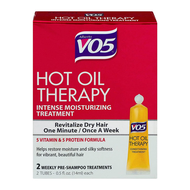 VO5 Hot Oil Therapy, 1 Oz (2 Tubes)
