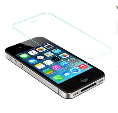 verre trempe for iphone 4 4s screen saver protector 0.3mm tempered glass ecran protecteur guard for ipone 4s iphone4 protect