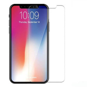 Clear Film Tempered Glass Screen Protector Protection en Verre trempe ecran protecteur For iphone X XS XS Max XR Guard Saver