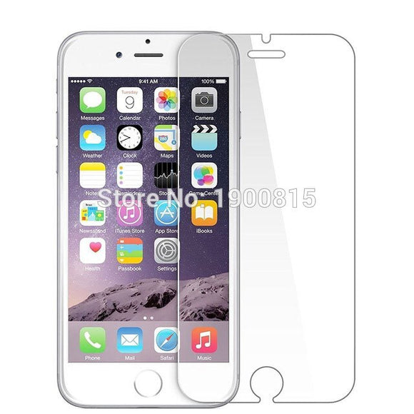 for iphone 6 6s protective glass tempered ecran protecteur guard vitre pelicula vidro on screen for ipone 6 4.7 inch Safety