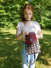 Load image into Gallery viewer, Embroidered Handbag with Medallions