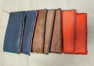 Oh-so-soft leather wallet