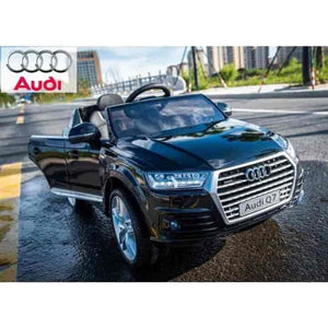Audi Q7 Licensed Children's Electric Ride On Cars - mybabyflame