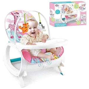 3-in-1 Infant To Toddler Rocker Multifunctional Chair - mybabyflame
