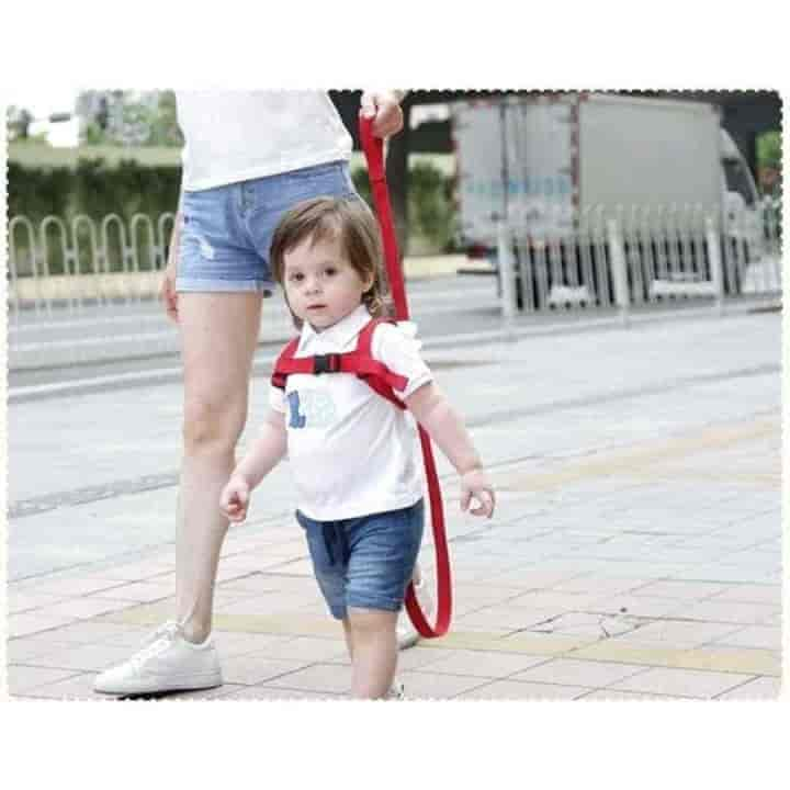 Angel Wings Kids Safety Harness - Anti Lost Walking Backpack Leash - mybabyflame