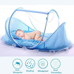 Portable Mosquito Net For Baby - mybabyflame