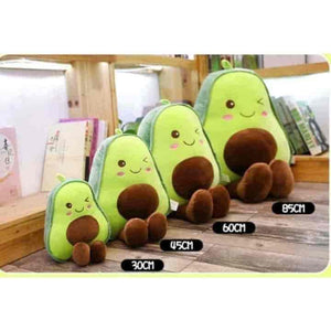 Cute 3D Avocado Soft Plush Baby Stuffed Toys - mybabyflame