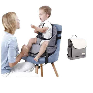Baby Booster Seat, Water-Proof  & Portable - mybabyflame