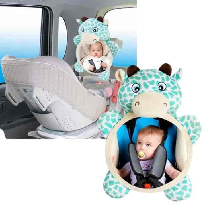 Baby Backseat Mirror - mybabyflame