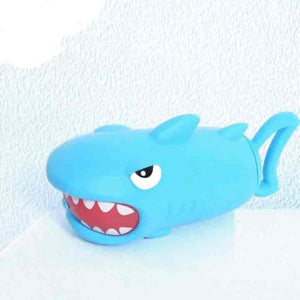 Baby Cartoon Shape Water-spray Bath Toys - mybabyflame