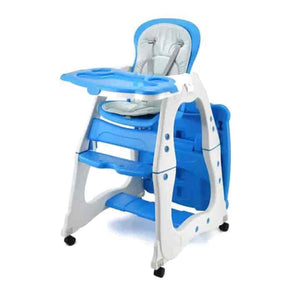 Baby Classic 3 in 1 Portable High Dining Chair - mybabyflame