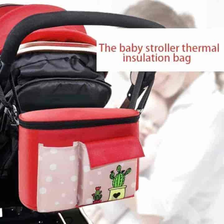 Baby Stroller Storage Diaper Bags - mybabyflame