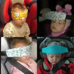 Baby Head Support Sleeping Eyeshade 3 Pc Set - mybabyflame