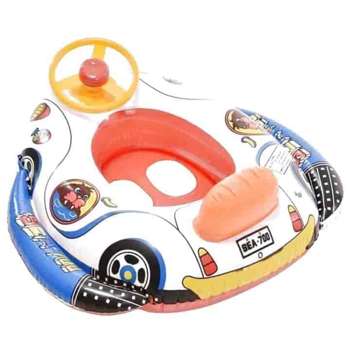 Baby Inflatable Pool Float Boat - mybabyflame