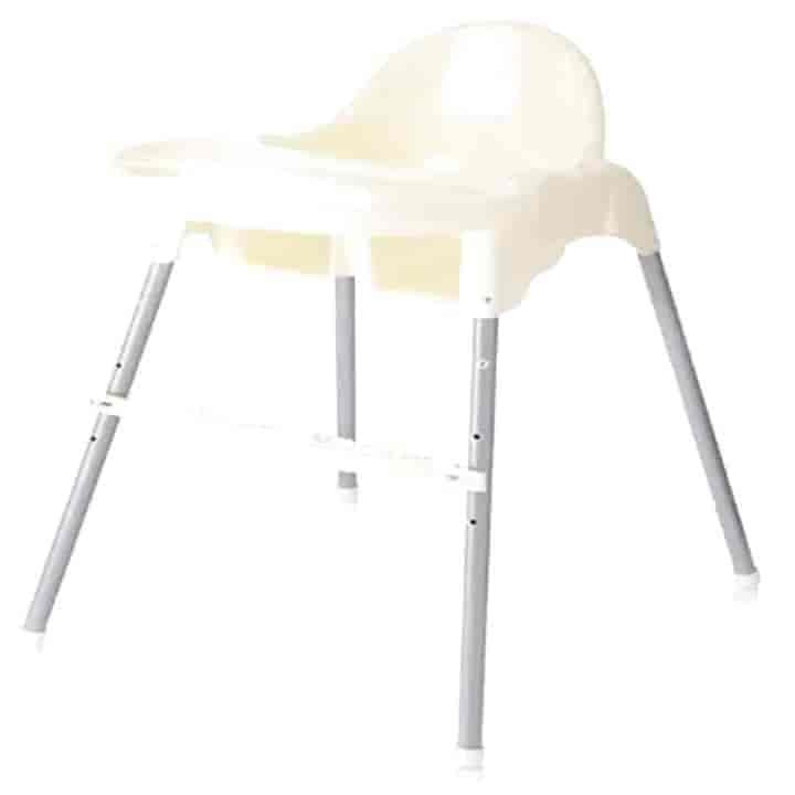 Ladder Style 2 In 1 High Chair For Baby