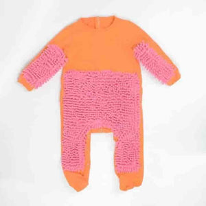 Mop Unisex Baby Rompers - mybabyflame
