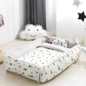 Baby Nests Game Baby Bed - mybabyflame