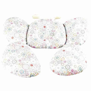 Baby Stroller & Car Seat Head Support Pad - mybabyflame