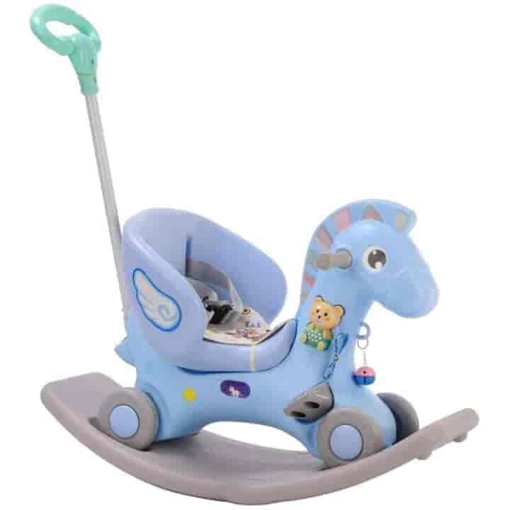 Baby Ride on Horse Music Toy - mybabyflame