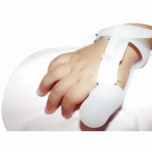 Baby Safety Silicone Healthy Thumb Gloves - mybabyflame