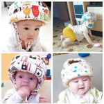 Baby Safety Helmet Soft Protection - mybabyflame