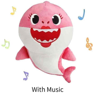 Baby Shark Backpack Plush Doll - mybabyflame