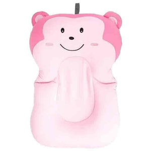 Baby Shower Portable Air Cushion Non Slip BathTub - mybabyflame