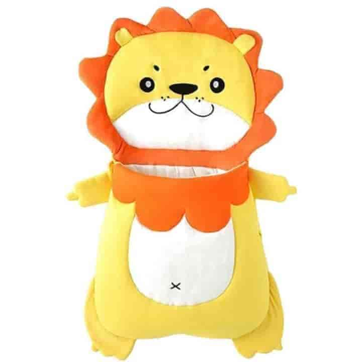 Baby Cartoon Lion Thick Stroller Footmuff - mybabyflame