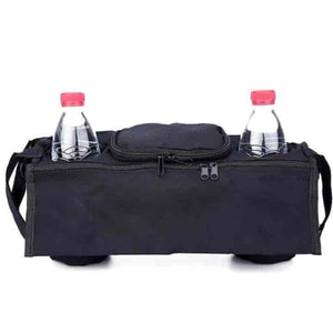 Baby Stroller Organizer Bottle Cup Holder Bag - mybabyflame