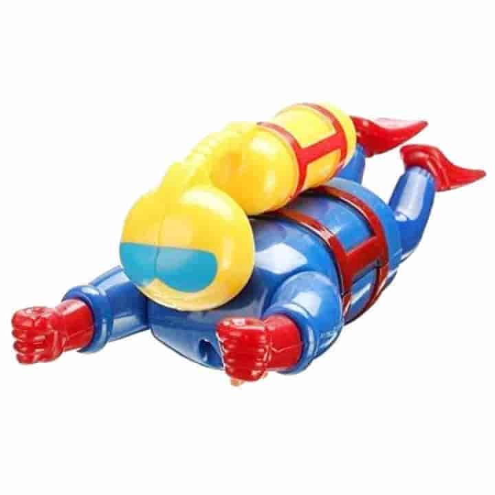 Baby Bath Toy Wind Up Diver 2PC - mybabyflame
