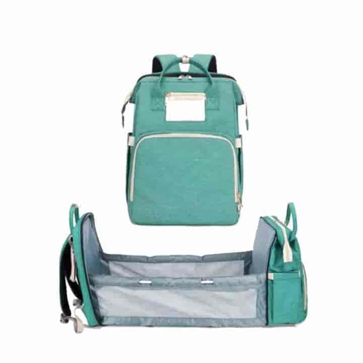 Baby Water-Proof Portable Bed Diaper Bags - mybabyflame