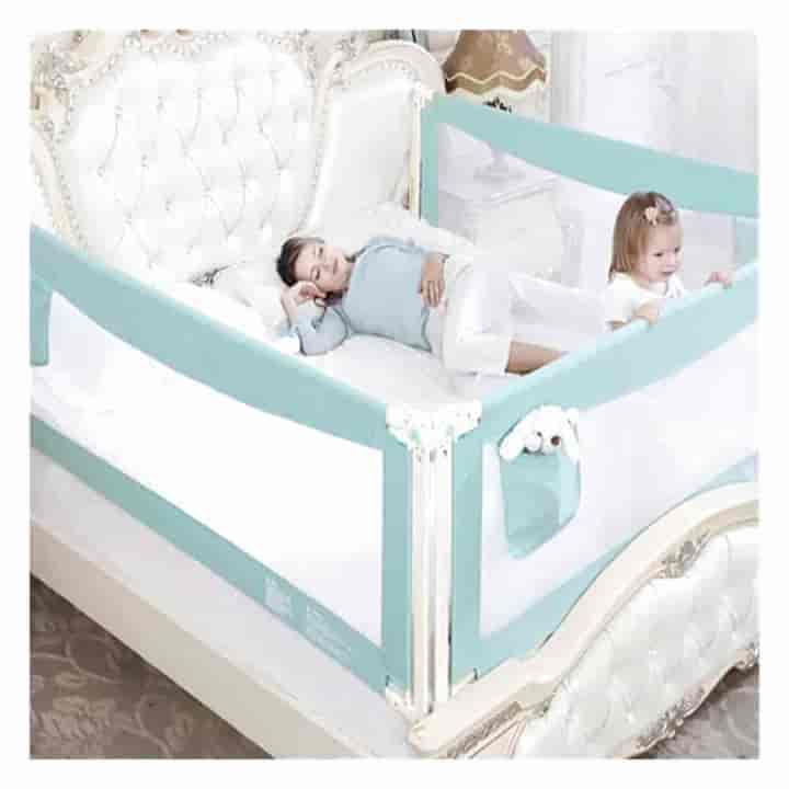 Bedroom Baby Guard Rails 3pc - mybabyflame