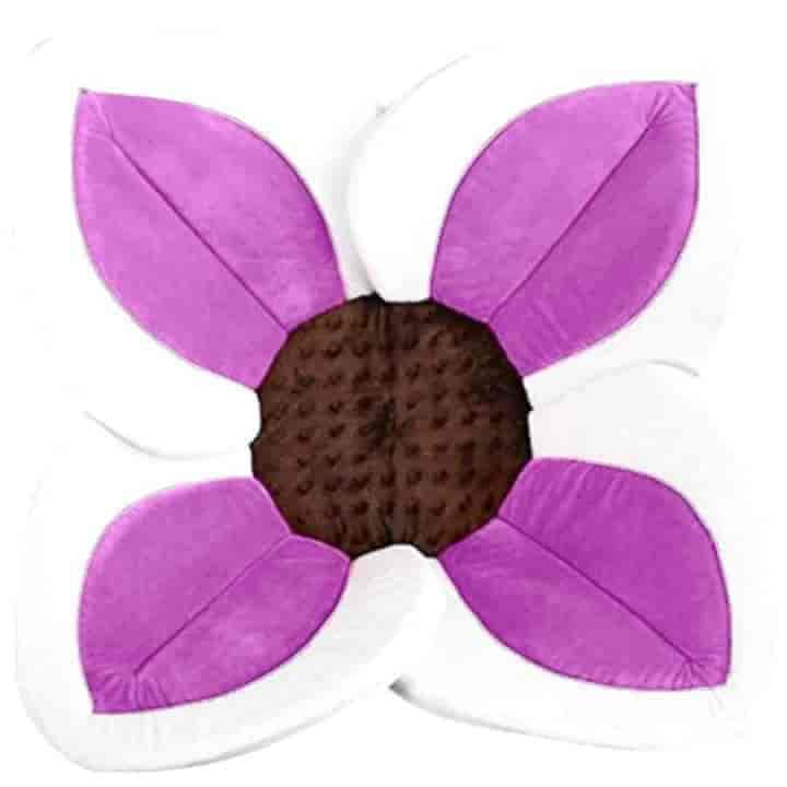 Blossoming Flower Baby Bathtub Mat - mybabyflame