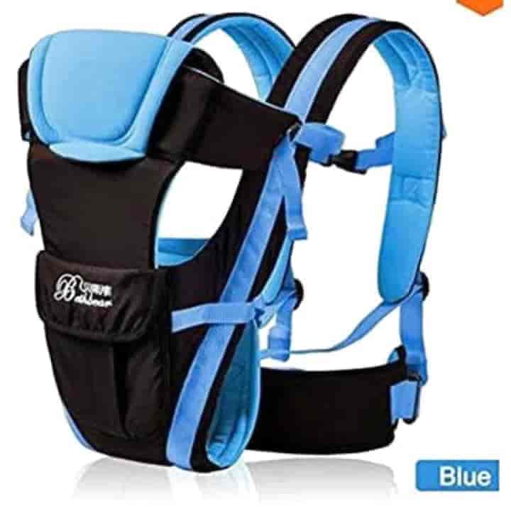 Breathable Baby Carrier Infant Sling Wrap and Backpack - mybabyflame