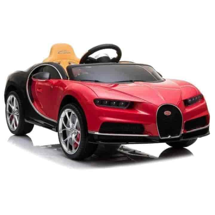 Bugatti Chiron 12V Kids Electric Ride on Cars With Remote Control - mybabyflame