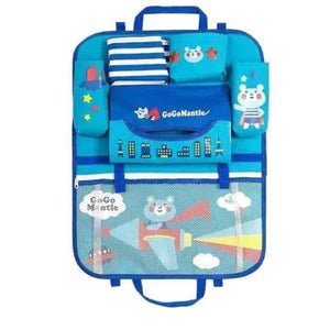 Cartoon Car Seat Organizer Storage Bag - mybabyflame