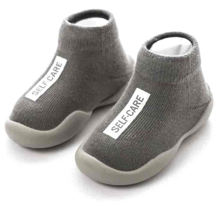 Anti-slip Baby Socks Shoe - mybabyflame